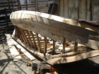 Fabrication de barques